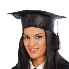 Chapeau d'Étudiant en Tissu
