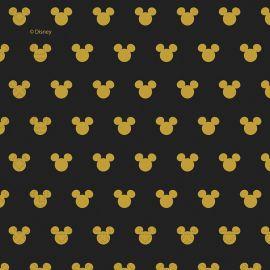 20 Serviettes Mickey Gold 33 cm