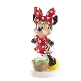 Bougie Minnie 8 cm