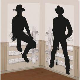 Fonds Western Cowboy