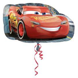 Ballon Brillant Cars 3 McQueen 76 cm x 43 cm