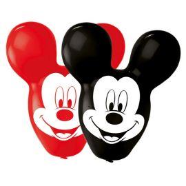 4 Ballons en Forme Mickey Mouse 55,8 cm