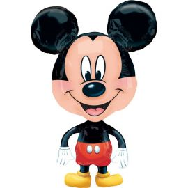 Ballon AirWalker Mickey Mouse 53 cm x 76 cm
