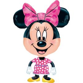 Ballon AirWalker Minnie Mouse 55 cm x 78 cm