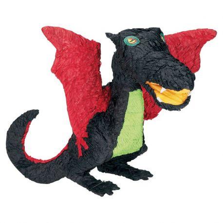 Piñata Dragon Noir