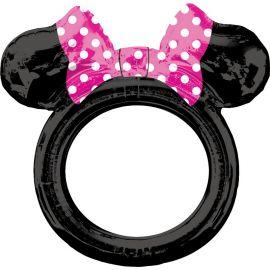Cadre Selfie Minnie Mouse 73 cm x 71 cm