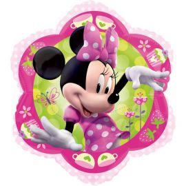 Ballon en Forme de Fleur Minnie Mouse