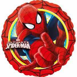 Ballon SpiderMan Ultimate Brillant
