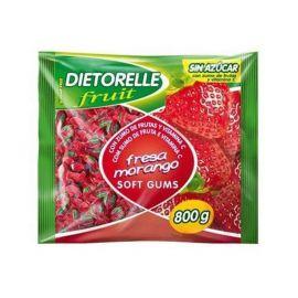 Bonbons Dietorelle aux Fraises 800 gr
