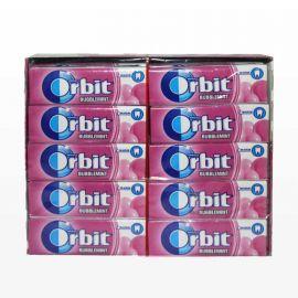 Chewing-Gum Orbit Bubblemint 30 unités