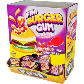 Chewing-Gum Hamburger 200 unités