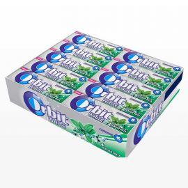 Chewing-Gum Orbit White goût Menthe Poivrée 30 unités