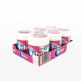 Boîte de Chewing-Gum Orbit Bubblemint 6 paquets