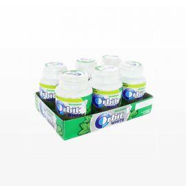 Boîte de Chewing-Gum Orbit White Menthe Poivrée 6 paquets