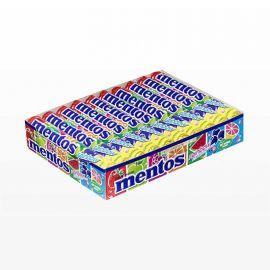 Bonbons Mentos Rainbow 20 paquets