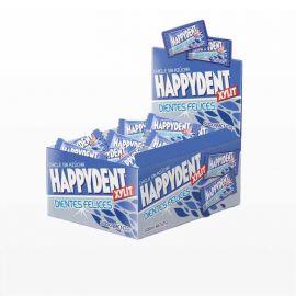 Chewing-Gum Happydent Menthe 200 unités