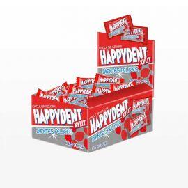 Chewing-Gum Happydent Fraise 200 unités