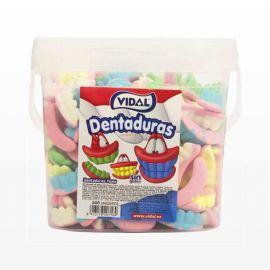 Bonbons en forme de Dent 200 unités