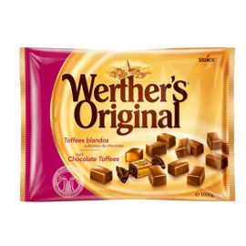 Bonbons Werther's Chocolat et Caramel 1 kg