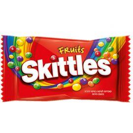 Bonbons Skittles aux Fruits 14 paquets de 38 gr