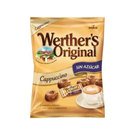 Bonbons au Cappuchino Werther's 12 paquets