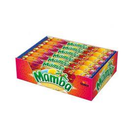 Bonbons Doux Mamba aux Fruits 24 paquets