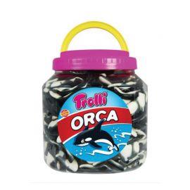 Bonbons en forme d'Orques Trolli 130 unités