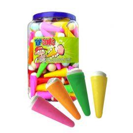 Bonbons Cônes Colorés 150 unités