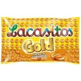 Bonbons au Chocolat et au Caramel Lacasitos Gold 1 kg