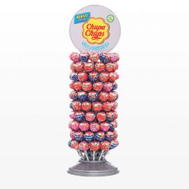 Sucettes Chupa Chups Sans Sucre 120 uds