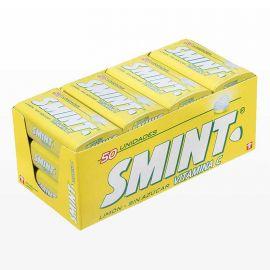 Bonbons Smint au Citron 12 paquets
