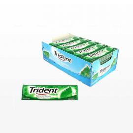 Chewing-Gum Trident Stick Chlorophyll 24 unités