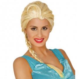 Peluca Princesa Escarchada