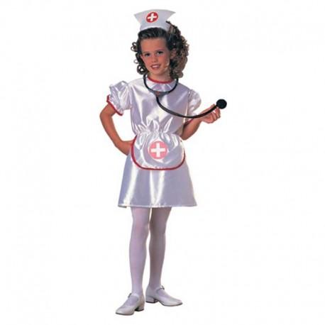 Déguisement Blanche d'Infirmière pour Enfants