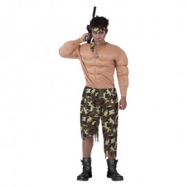 Déguisement de Rambo pour Adultes
