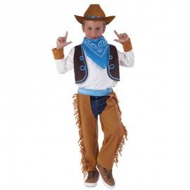 Déguisement Cowboy du Far West pour Enfants