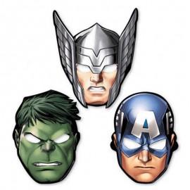 8 Masques Avengers