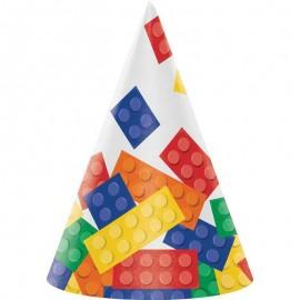 8 Chapeaux Lego