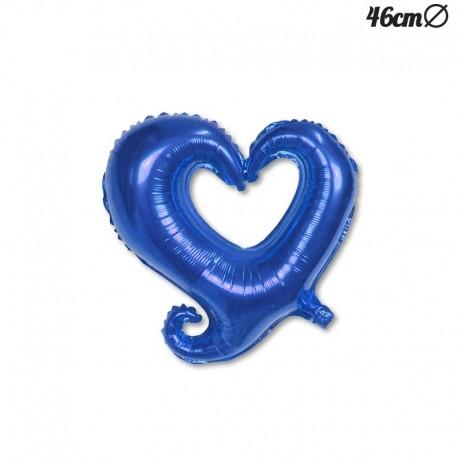 Ballon Mylar Forme Coeur 46 cm