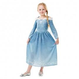 Déguisement d'Hiver d'Elsa de La Reine des Neiges pour Enfants