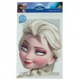 Masque d'Elsa de La Reine des Neiges