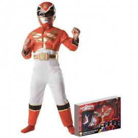 Déguisement de Power Ranger Musclé pour Enfants