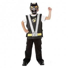 Set Action de Power Ranger Noir