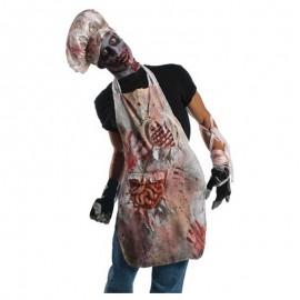 Tablier de Boucher Zombie