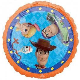 Ballon Aluminium Rond Toy Story 4