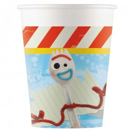 8 Gobelets Toy Story 4 200 mL