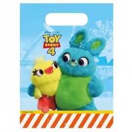 6 Sachets Toy Story 4
