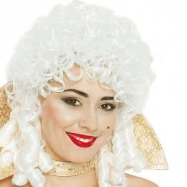 Perruque de Marie Antoinette Blanche