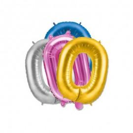 Ballon 0 Mylar 35 cm