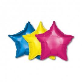 Ballon Etoile Mylar 48 cm